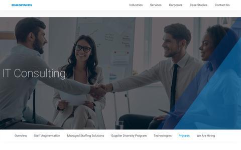 IT Consulting - Diaspark.com