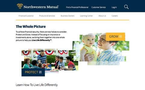 Life Insurance and Financial Planning | Northwestern Mutual