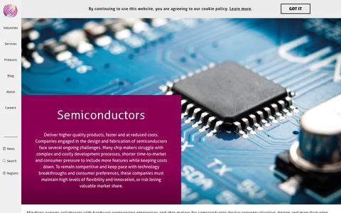 Semiconductors | Mindtree