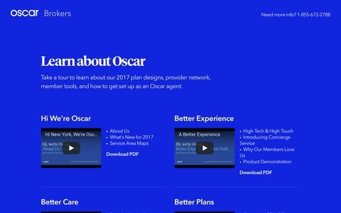 Oscar | Health insurance New York - Brokers
