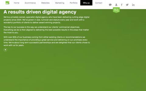 Screenshot of Team Page 9xb.com - Why Us | 9xb Omni-Channel Web Development & Digital Marketing - captured Sept. 19, 2014
