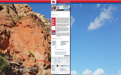 Screenshot of About Page xlmoving.com - Excel Moving and Storage | About Us - captured Oct. 3, 2014