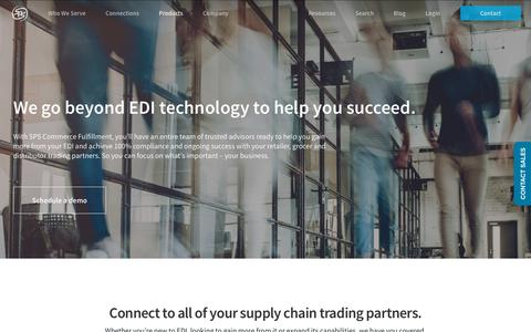 Integrated EDI Solutions – SPS Commerce