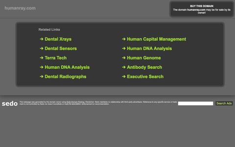 humanray.com - This website is for sale! - humanray Resources and Information.