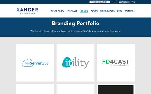 Branding Archives - Xander Marketing