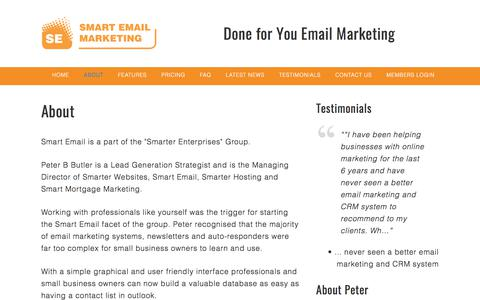 about smart email