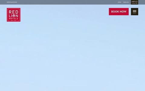 Screenshot of Privacy Page redlion.com captured Oct. 30, 2014