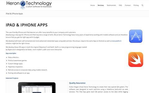 iOS App Software Development in Auckland