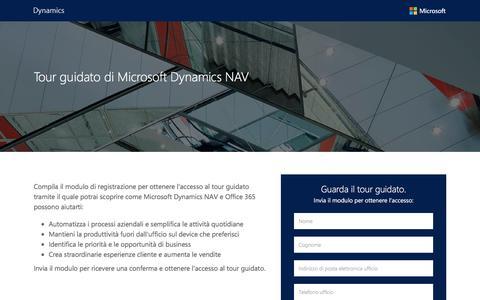 Screenshot of Landing Page microsoft.com - Microsoft - captured Dec. 5, 2016