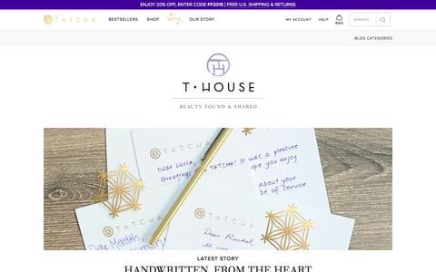 Tatcha Official Blog | Our Beauty, Skin Care & Inspiration Stories | Tatcha