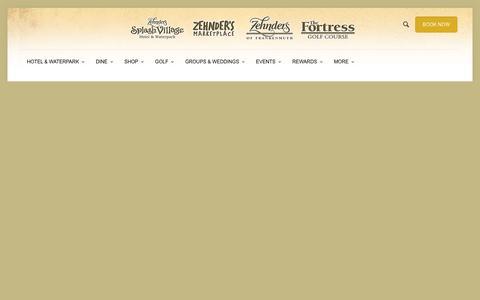 Zehnder's Splash Village Hotel and Water Park | Water Park Schedule | Frankenmuth, MI | Zehnder's of Frankenmuth