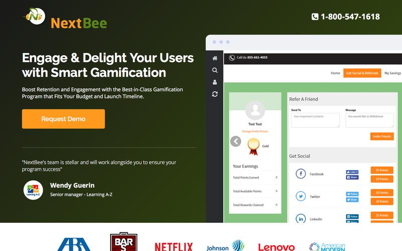 #1 in Gamification Solution - Learn from 300+ Programs Across Industries to Design Your Gamification Program