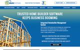 New Screenshot Mark Systems Home Page