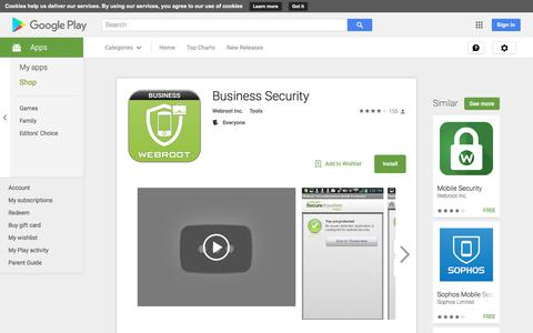 Business Security - Android Apps on Google Play