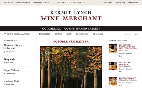 Kermit Lynch Wine Merchant