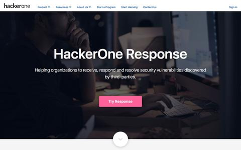Find Security Bugs, Hacking for Security Vulnerabilities - HackerOne