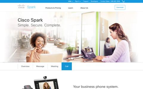 Spark Calls: Internet Phone Systems, Video Phones & Video Calls