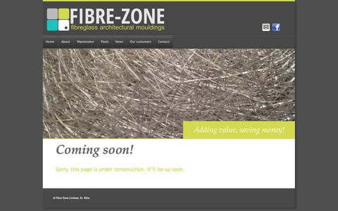 Screenshot of Pricing Page fibre-zone.com - Fibre-Zone Ltd. - captured Oct. 5, 2014