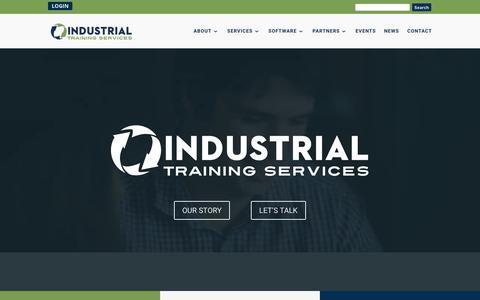 Industrial Training Services | Natural Gas, Propane, Hazardous Liquid, and Training