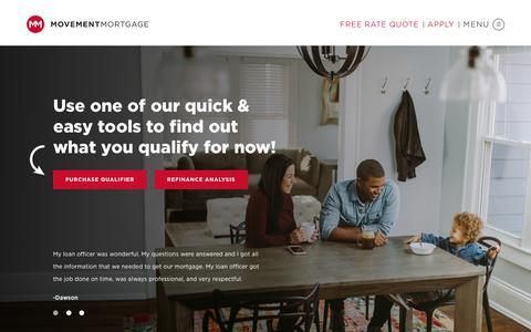 Home - Movement Mortgage