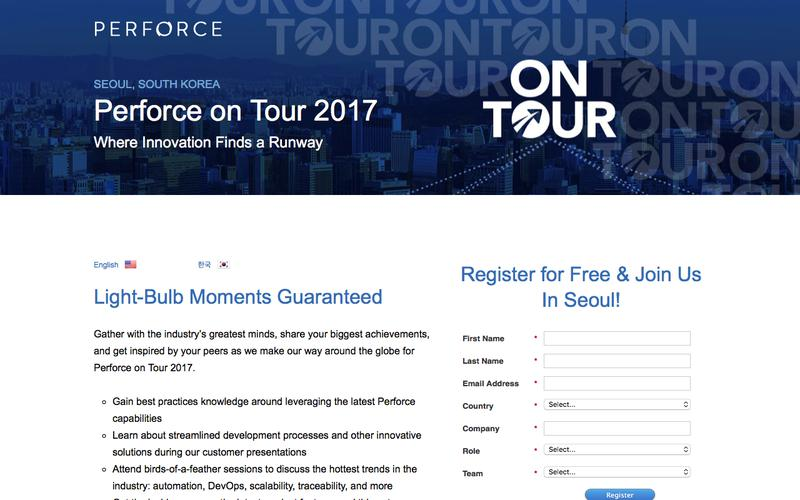 Perforce Software: Connect teams, protect IP, support rapid releases