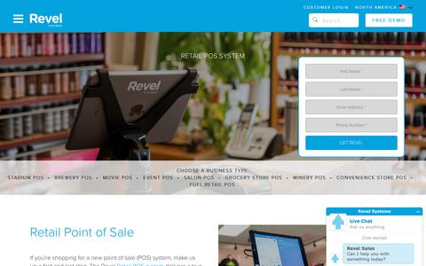 Retail Archives - Revel iPad POS