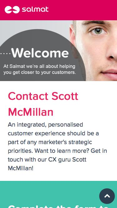 Salmat: Leaders in Customer Engagement & Acquisition Solutions