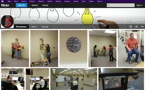 Screenshot of Flickr Page flickr.com - Flickr: idea5inc's Photostream - captured Oct. 23, 2014