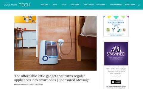 Smart Appliances Archives | Cool Mom Tech