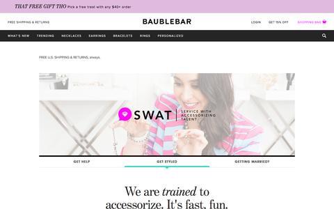 Get Styled   BaubleBar