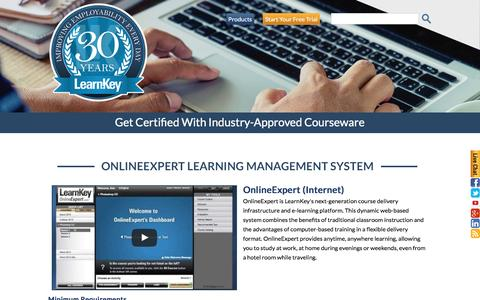 Learning Management System | LearnKey