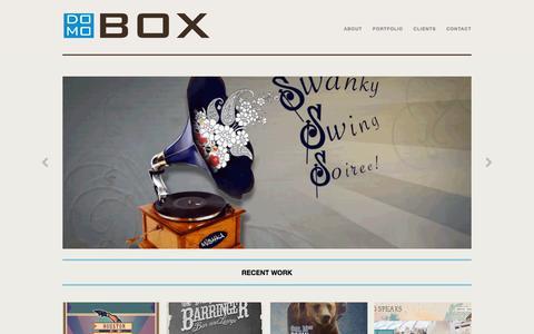 Domo Box