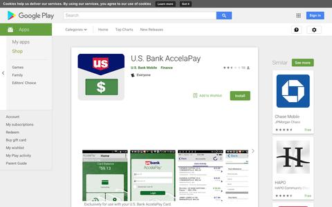 U.S. Bank AccelaPay - Apps on Google Play