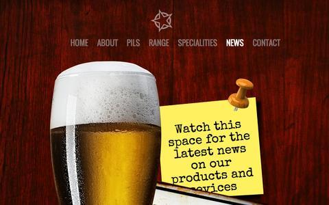 Screenshot of Press Page moonfruit.com - NEWS - portobello - captured Sept. 16, 2014