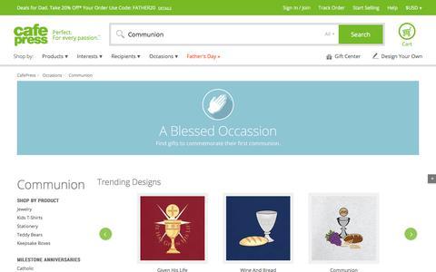 Communion Gifts & Merchandise   Communion Gift Ideas   Unique - CafePress