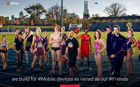 Digital Marketing Services Australia | Digital Agency Melbourne | &Mine