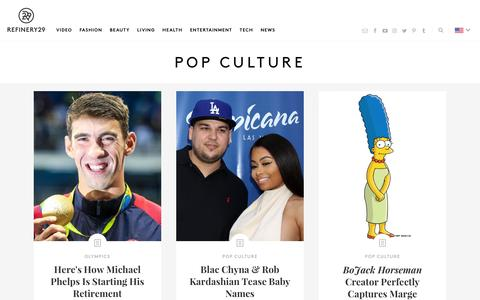 Pop Culture and Entertainment Trends