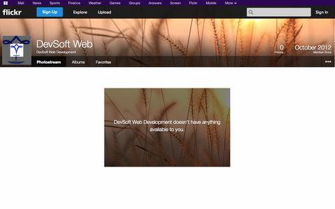 Screenshot of Flickr Page flickr.com - Welcome to Flickr! - captured Oct. 23, 2014