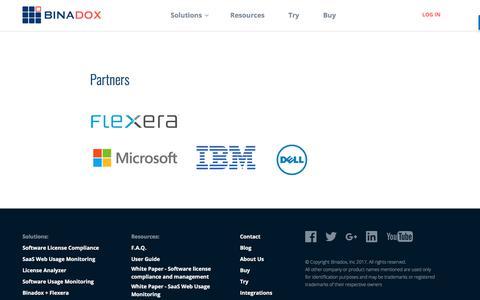 Partners | Binadox