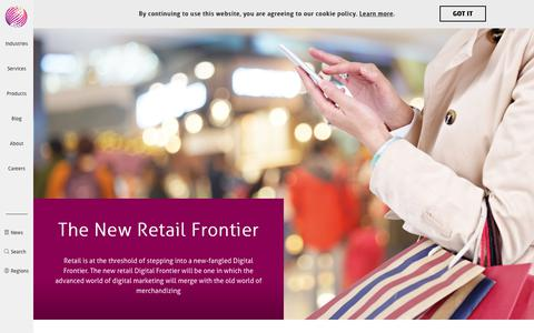 Retail | Mindtree