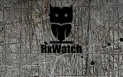 Screenshot of Home Page rxwatch.org - Rx Watch » Your Favorite Watchdog - captured Sept. 26, 2014