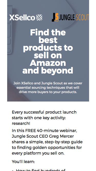 Find the Best Products to Sell on Amazon and Beyond