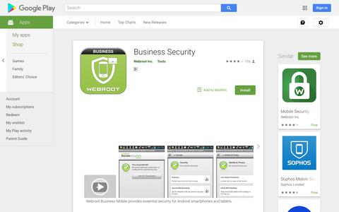 Business Security - Apps on Google Play