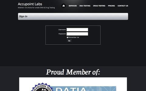 Screenshot of Pricing Page webs.com - Login - captured Oct. 15, 2017