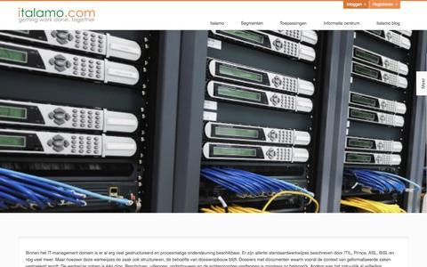 Screenshot of Team Page italamo.com - IT Management - Italamo case management - captured Sept. 30, 2014