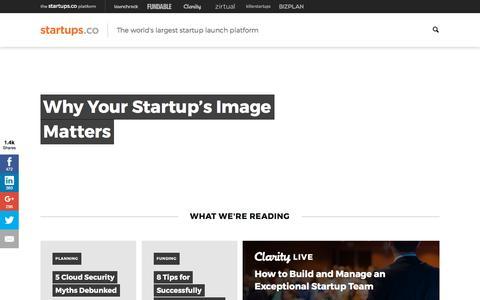 Startups.co   Startup Launch Platform
