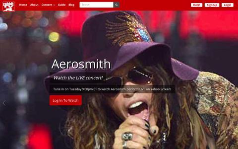 Screenshot of Home Page rabbittvgo.com - :: RabbitTV GO! - captured Sept. 10, 2014