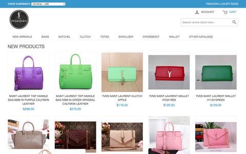 Screenshot of Locations Page cimanti.es - Yves Saint Laurent - Pandora Bags, The NO1 Seller Online Outlet of Yves Saint Laurent. - captured Nov. 6, 2016