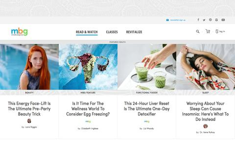 Health - mindbodygreen.com