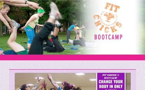 FIT CHICKS Fitness Bootcamps Toronto, Ottawa, Mississauga, Brampton, North York